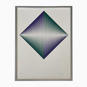 Siebdruck von Toni Costa, 1970er