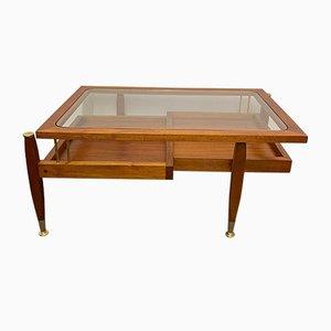 Asymmetrical Side Table