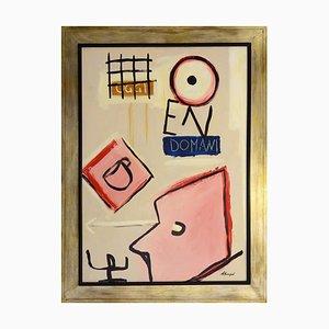 Antonio Minopoli, EN, Acrylic on Canvas