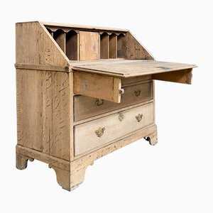Schreibtisch aus Eiche, 18. Jahrhundert