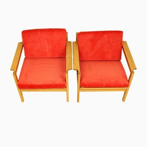 Chairs by Svein Bjørneng, Norway, 1970s, Set of 2
