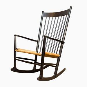 J16 Rocking Chair by Hans J. Wegner, 1944