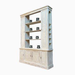 Large Wood Bookcase