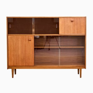 Mid-Century Teak Bookcase from Nathan, 1960s