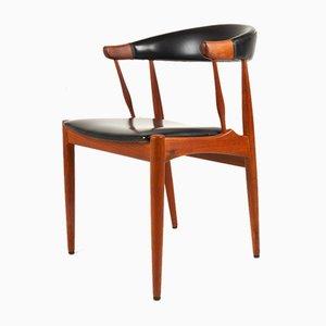 Dänischer Moderner Teak Armlehnstuhl von Johannes Andersen für Brdr. Andersen, 1960er