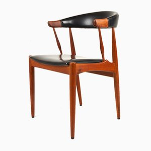 Modern Danish Teak Armchair by Johannes Andersen for Brdr. Andersen, 1960s