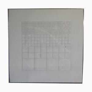 Lumineszierende Kinetik von Bruno di Bello, 1970er