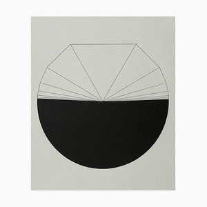 Screen Print by Gianni Colombo, 1970s
