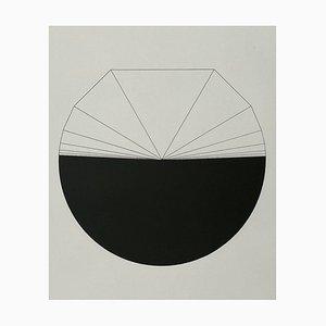 Serigrafía de Gianni Colombo, años 70