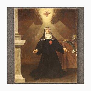 Saint in Ecstasy, 18th Century