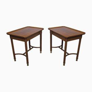 Side Tables, Sweden, 1970s, Set of 2