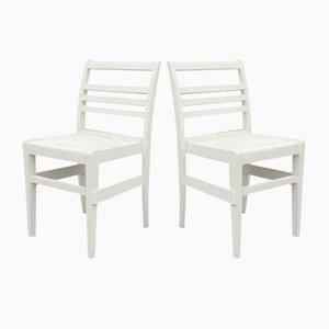 Reconstruction Stühle von René Gabriel, 2er Set