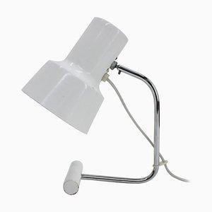 White Small Lamp by Josef Hurka, 1960s, Czechoslovakia