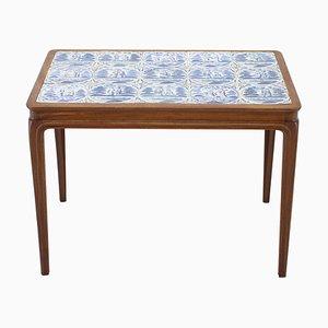 Mahogany Coffee Table by Frits Henningsen, Denmark