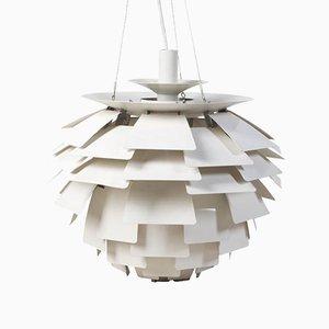 Lampe à Suspension PH Artichaut Mid-Century par Poul Henningsen, Scandinavie, 1970s