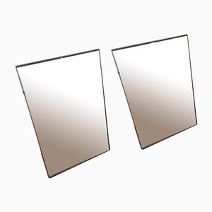 Mid-Century Overmantel Mirror