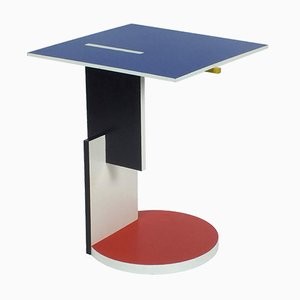 Side Table by Gerrit Thomas Rietveld for Schröder Rietveld