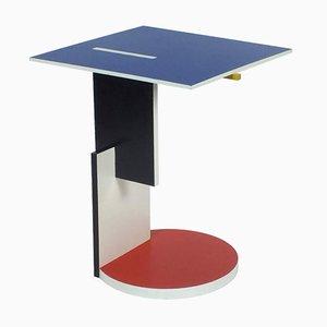 Tavolino di Gerrit Thomas Rietveld per Schröder Rietveld