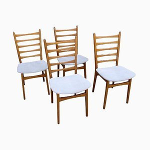 Chairs, 1960s, Set of 4
