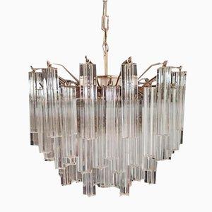 Kronleuchter aus Muranokristallglas