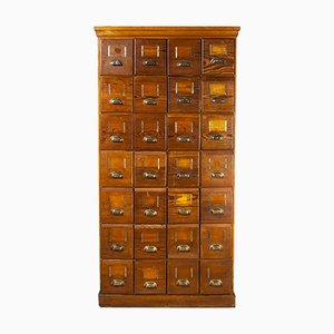 Tall Chest of 28 Drawers, 1940s