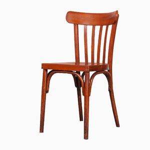 Gebogener Bugholz Stuhl von Marcel Breuer für Luterma, 1950er, 7er Set