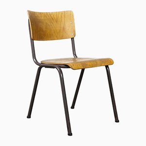 Stacking Dining Chairs from Elbe, 1960s, Set of 6