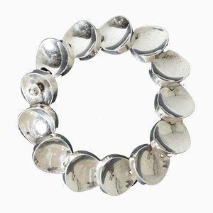 Silbernes Armband von Bent Knudsen