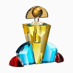 Fine Hand Cut Crystal Riverside Perfume Flacon
