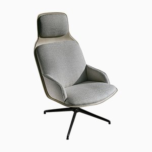 Assemblage Lounge Chair by Todd Bracher