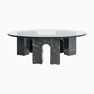 Triumph Marquina Marble Table by Joseph Vila Capdevila