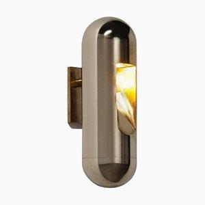 Lámpara de pared de bronce de Rick Owens