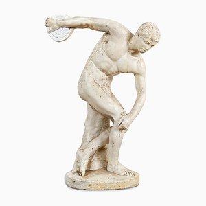 Statuette Throbol Discobole