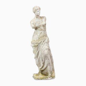 20th Century Venus De Milo Garden Statue