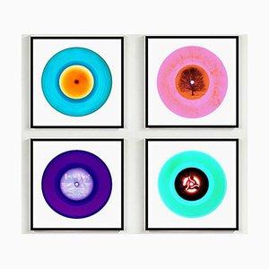 Four B Side Vinyl Collection - Pop Art Farbfotografie, 2014-2017