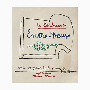 Entre-Deux, Titre par Le Corbusier