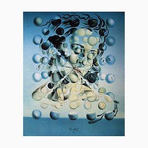 Galatea aux sphères by Salvador Dali