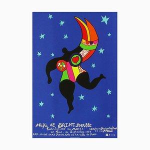 Expo 93, L'invitation au Musée par Niki De Saint Phalle