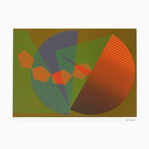 Composition Cinétique V von Leopoldo Torres Aguero