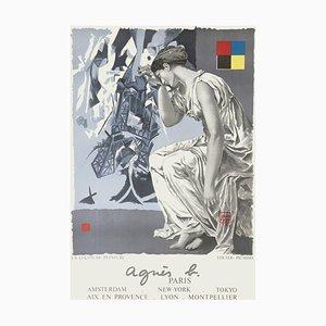 La Leçon De Peinture by Loulou Picasso