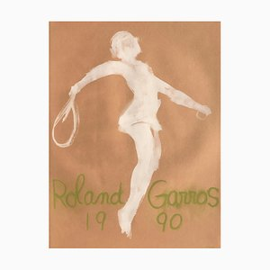 Roland Garros von Claude Garache, 1990er