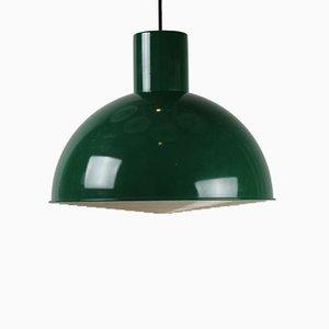 Lámpara colgante Bunker de Jo Hammerborg para Fog & Mørup, años 60