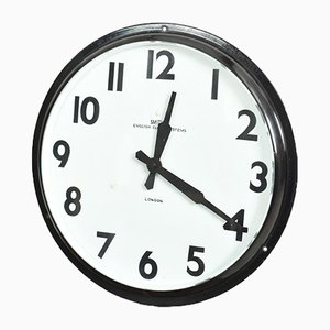Antique Wall Clock from Smiths