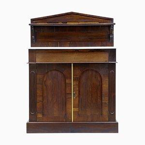 Early 19th-Century William IV Palisander Chiffonier Sideboard
