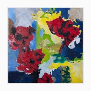 Giorgio Lo Fermo, Spots, Oil on Canvas, 2018