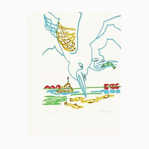 Britain, The Gull von Charles Lapicque