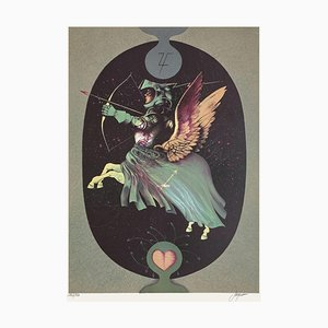 Zodiac, Sagittarius by Pierre Jacquot