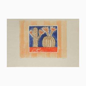 Cactus Blossom par Louttre B.