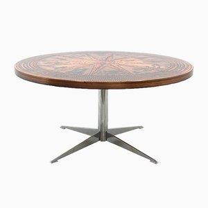 Copper Coffee Table, 1970s