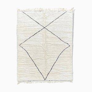 Berber Beni Ouarain Teppich von 190 x 280 cm